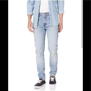 Levi's  522 Slim Taper Fit Men's Jeans Vintage